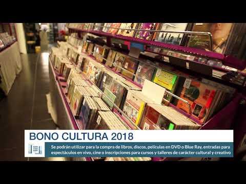Bono Cultura 2018