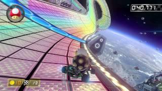 Rainbow Road - 2:00.392 - Diogo (Mario Kart 8 World Record)