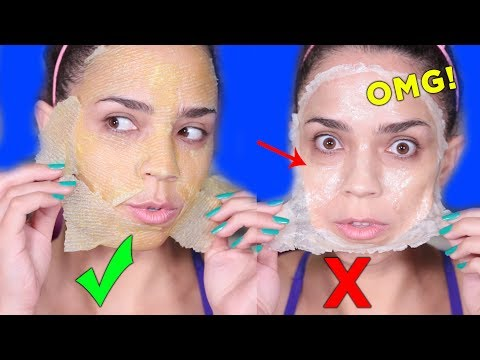 Ultimate DIY Face Mask + DIY Peel Off Face Mask For Pimples, Blackheads, Oily Skin, Dry Skin