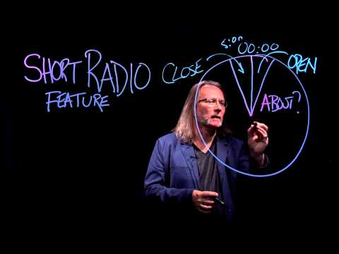 Radio Broadcasting | Part 1 of 4: How To Structure a Short Radio Feature