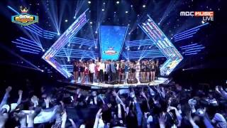Video Today Winner 150506 EXID 이엑스아이디 1위 Win & Encore 엔딩 @ Show Champion download MP3, 3GP, MP4, WEBM, AVI, FLV September 2018