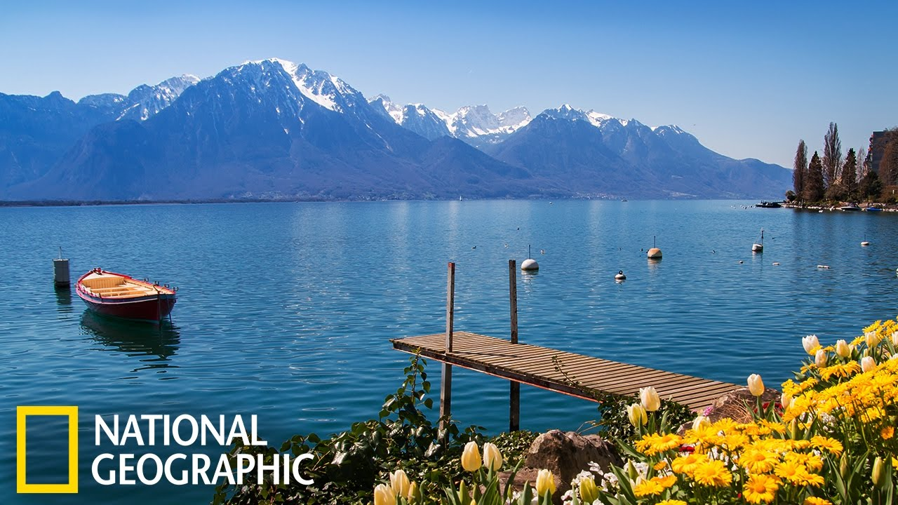 Visiter La Suisse En 60 Secondes Youtube