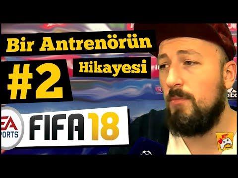 #2 FIFA 18 KARİYER ⚽️ BİR ANTRENÖRÜN HİKAYESİ ✔️ Transfer Çalışmaları!