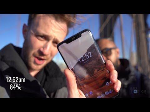 Huawei Mate 20 Pro Real-World Battery Test