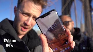 Huawei Mate 20 Pro Real-World Battery Test