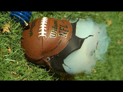Download Youtube: Over-inflating Footballs in Super Slow Motion - The Slow Mo Guys