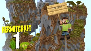 Download Mp3 Hermitcraft 8 1 The first 100 Days of HermitCraft