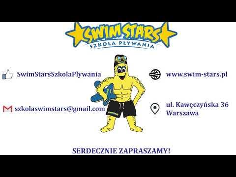 Szkoła Pływania Swim Stars WSM ul. Kawęczyńska 36 - Film Promujący.