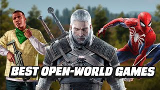 20 Best Open Woŗld Games To Play Right Now