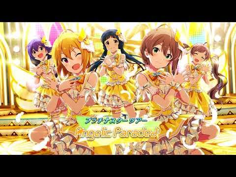 「ミリシタ」Angelic Parade (Event BGM) - Idolm@ster ML: Theater Days