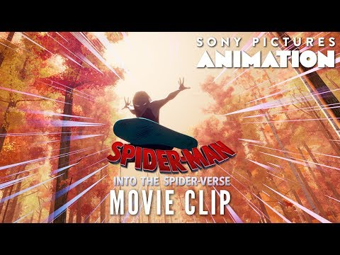 Another, Another Dimension | SPIDER-MAN: INTO THE SPIDER-VERSE