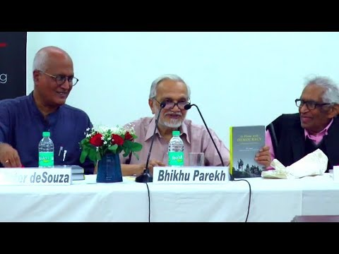 At Home with DEMOCRACY: Book Launch