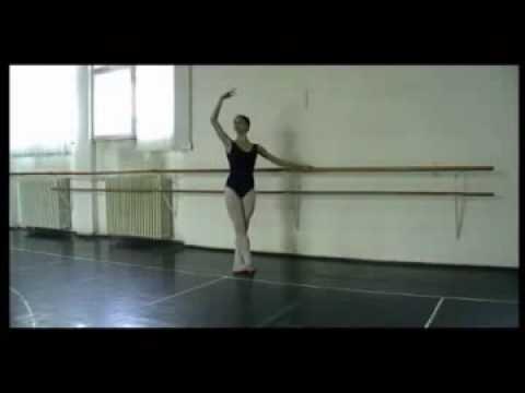 Ana Maria Gergely - ballet audition