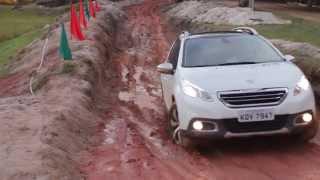 Peugeot 2008 - тест-драйв от InfoCar.ua (Пежо 2008)