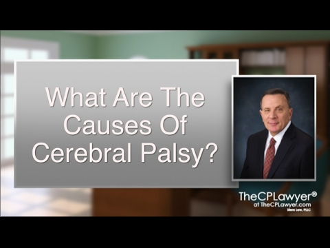 What Are The Causes Of Cerebral Palsy?