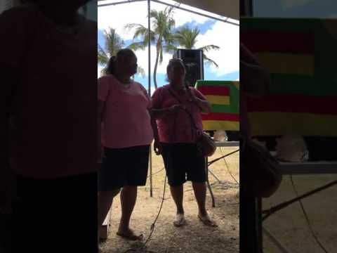 Moms COL - Kalawao Sisters Words