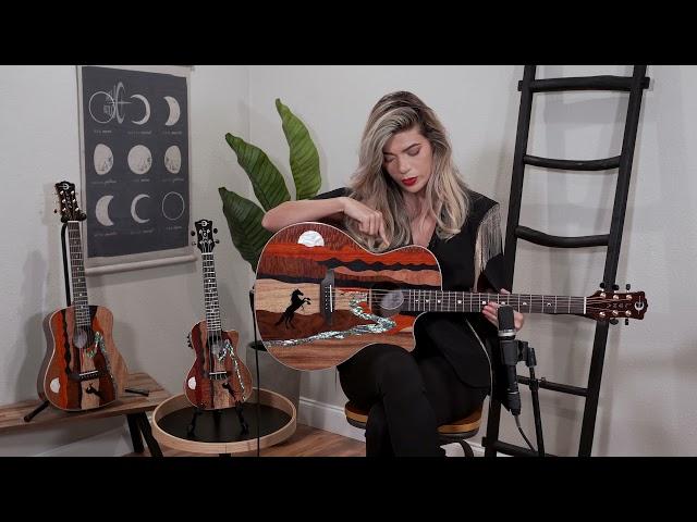 Vista Stallion Collection | Acoustic Guitar, Travel Guitar, Concert Ukulele