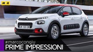 Nuova Citroen C3 | Prime Impressioni  [ENGLISH SUB]