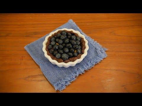 Organic Healthy Life - Blueberry Mango Torte Recipe With Celebrity Chef, Nancy Addison
