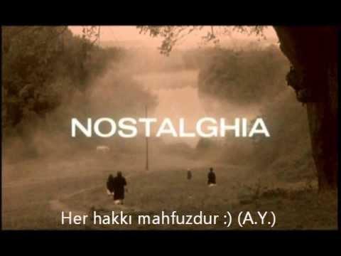 Kumushki- Nostalghia SoundTrack-Music-Andrei Tarkovsky-Ностальгия(Nostalji Film Müziği) КУМУШКИ