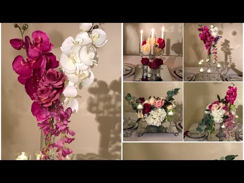 DIY- quick, easy, affordable and unique centerpieces DIY- taper candleholder Diy- wedding decor