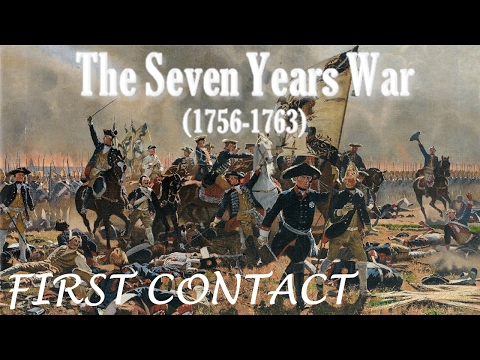 [FR] The Seven Years War - First Contact - Total War hardcore