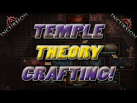 3.3 Temple Room Theory-crafting and Spreadsheet!