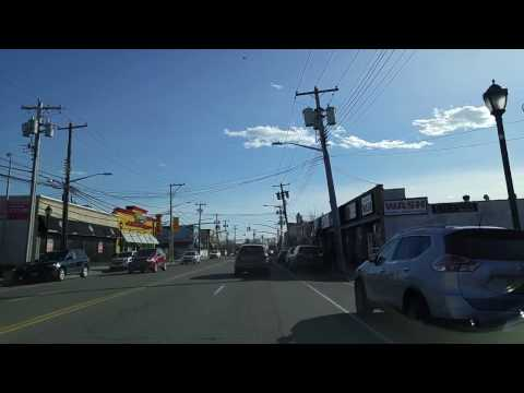Driving from Baldwin to Oceanside in Nassau,New York