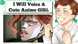Download I Paid Voice Actors To Dub JoJo Scene's With No Context Mp3 and Videos