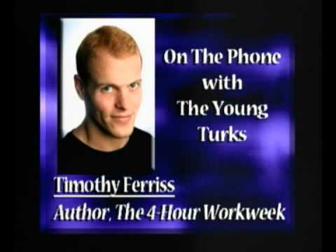 Timothy Ferriss Explains The 4-hour Work Week