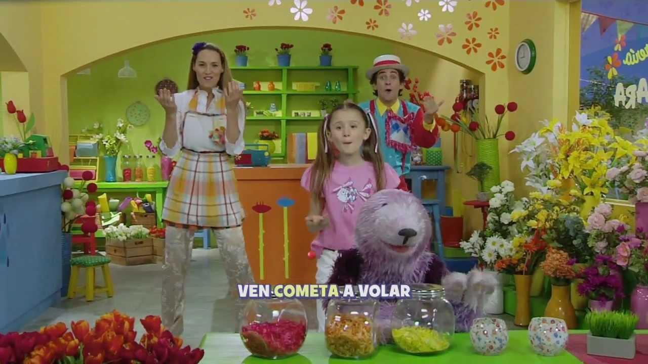 LA FLORERÍA DE BÁRBARA, PLAYHOUSE DISNEY - YouTube