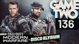 Call of Duty: Modern Warfare, Mario & Sonic Olympia 2020, Disco Elysium | Game Two #136