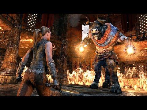 The Elder Scrolls Online: Horns Of The Reach – Official Trailer