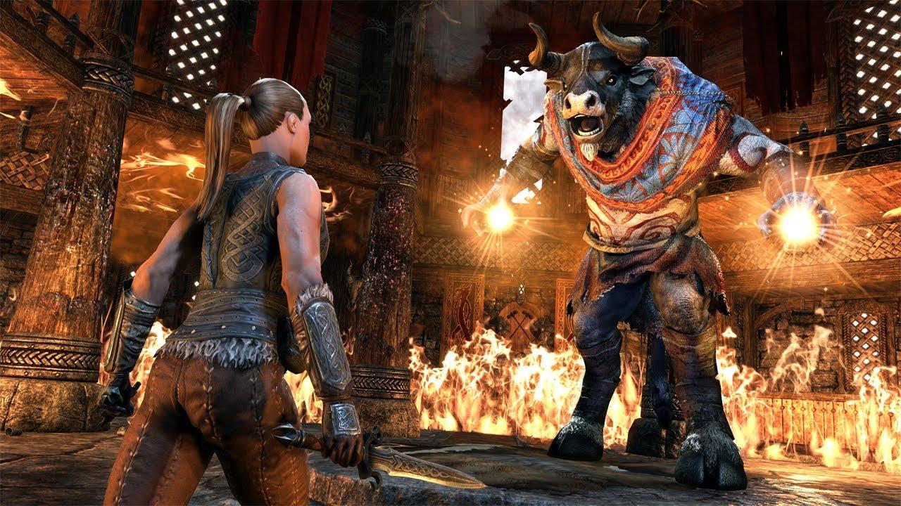 The Elder Scrolls Online: Horns of the Reach – Official ... Horns Of The Reach