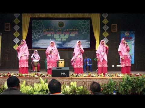Nasyid KAMIL Negeri Selangor 2014   RaudhatunNisa' (Naib Johan)