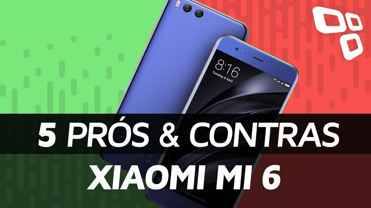 Xiaomi mi 6 prs e contras tecmundo youtube xiaomi mi 6 prs e contras tecmundo stopboris Image collections