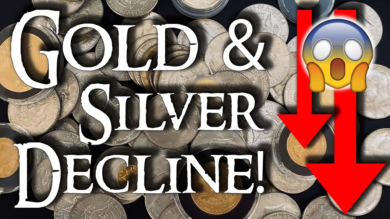 Why Gold & Silver Are Down Sharply! (+ What to Do About It)