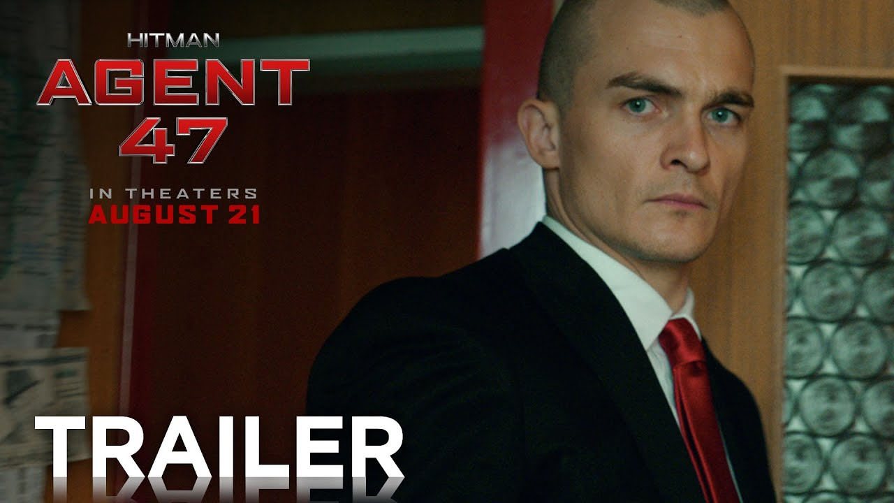Hitman Agent 47 Global Trailer Hd 20th Century Fox Youtube
