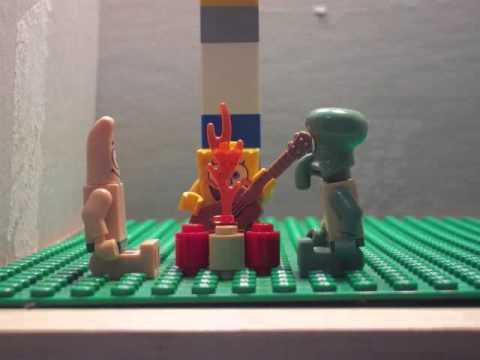 Lego Spongebob Campfire Song Song