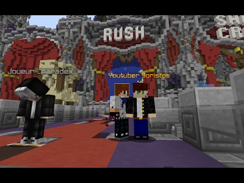 [Live] FunCraft Rush Gazz et Pastroy