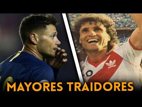 Las MAYORES TRAICIONES del FUTBOL ARGENTINO