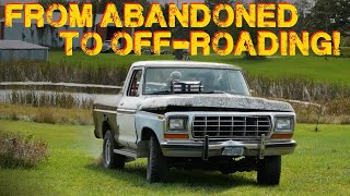 Can We Drive an ABANDONED Bronco From its Grave? 18 Years Since Being on the Road!! - Part 2