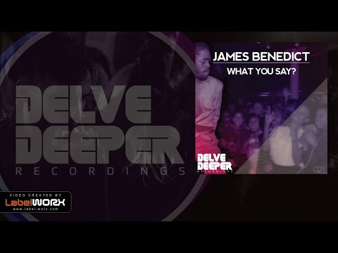 James Benedict - Yeah (Original Mix)
