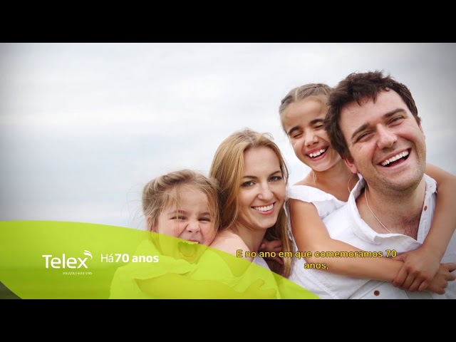Fim de ano Telex Barbacena