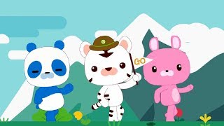 Детские песенки - Люблю я горы / I Love The Mountain | Kids songs and Nursery Rhymes