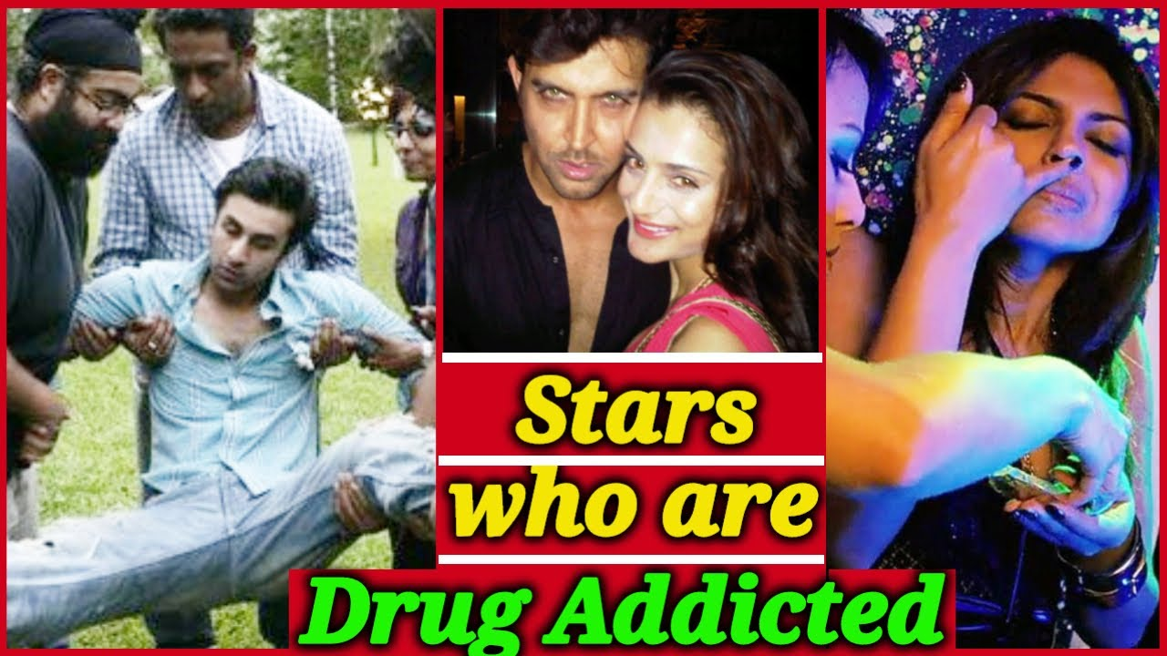 Download 10 Bollywood Stars who are Drug Addict