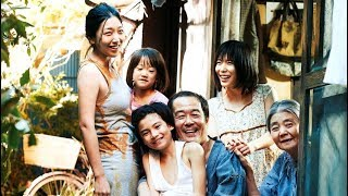 Shoplifters (2018) - Japanese Movie Review