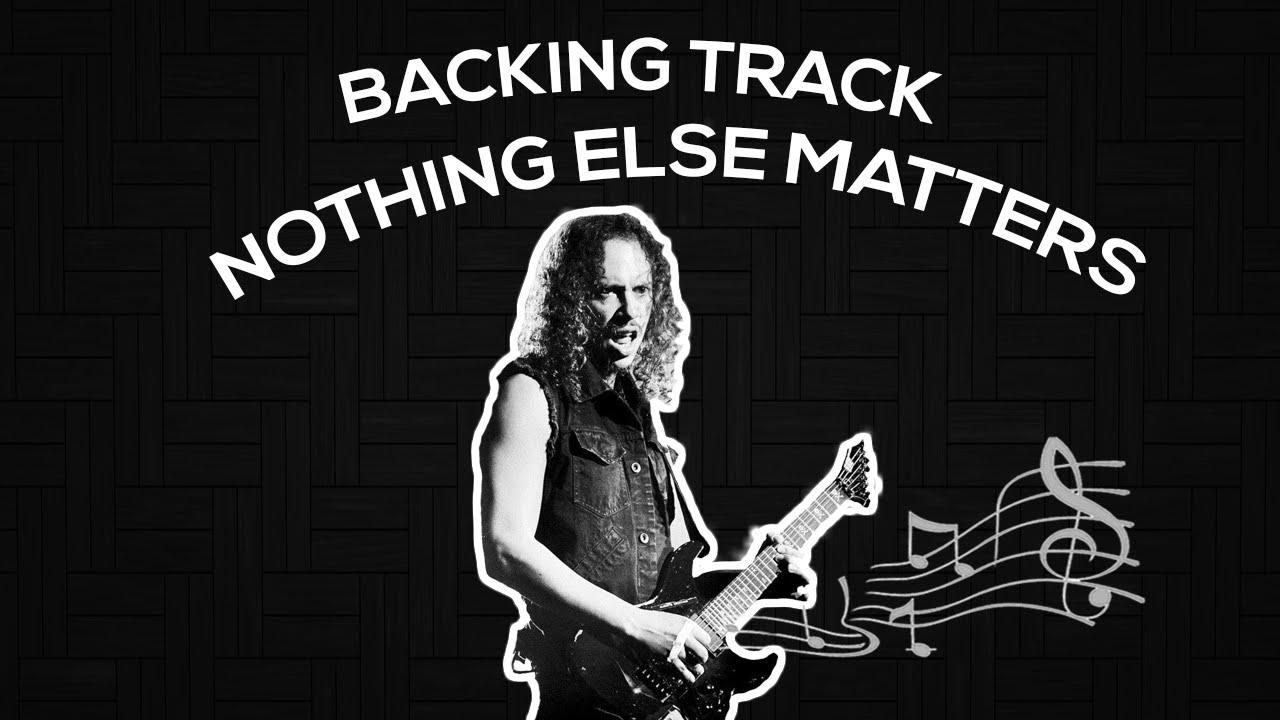 Metallica - One (Guitar Backing Track) - YouTube