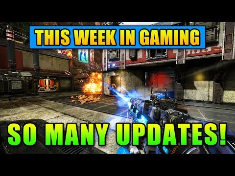 So Many UPDATES! - This Week in Gaming | FPS News