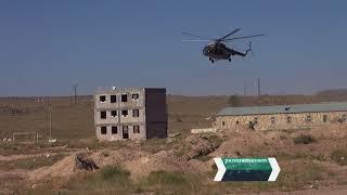 Բաղրամյան զորավարժարանում անցկացվեց ՀԱՊԿ «Որոնում 2017» զորավարժությունների կրակային փուլը